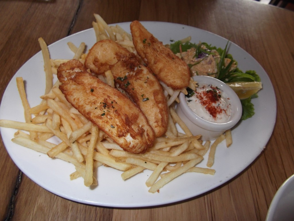 10 Barrel Fish and Chips