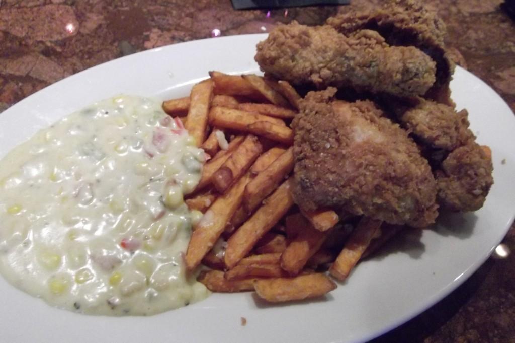 Bourbon Street Fried Chicken