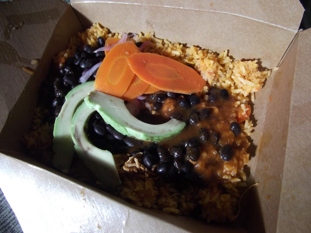 La Rosa - $6 Lunch Bowl