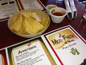 Mexi-Fresh Restaurant - Bend Oregon