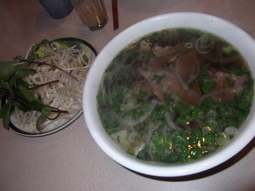 Pho Viet - Pho with Brisket