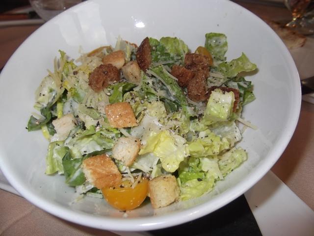 Tetherow Grill - Ceasar Salad