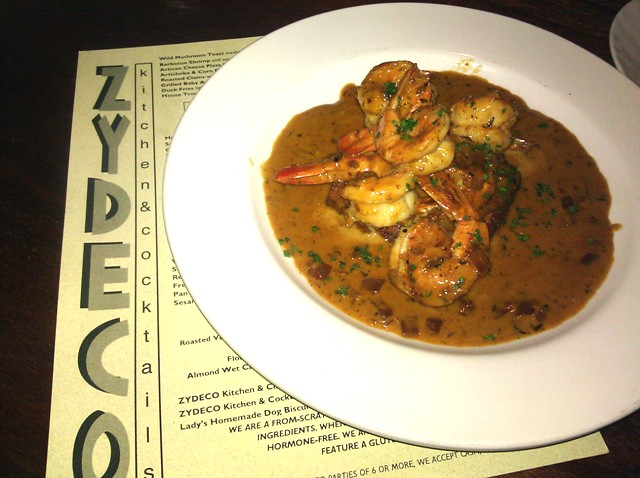 Zydeco BBQ Shrimp